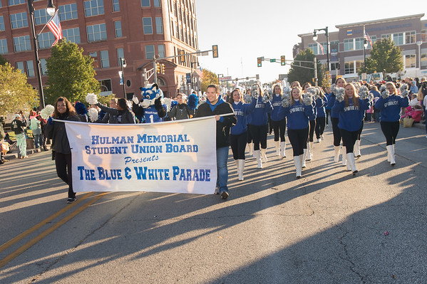 Blue and White Parade 2015