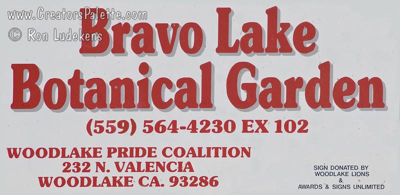 Bravo Lake Botanical Garden - Woodlake