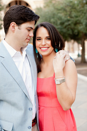 Lauren and John's Engagement Portraits