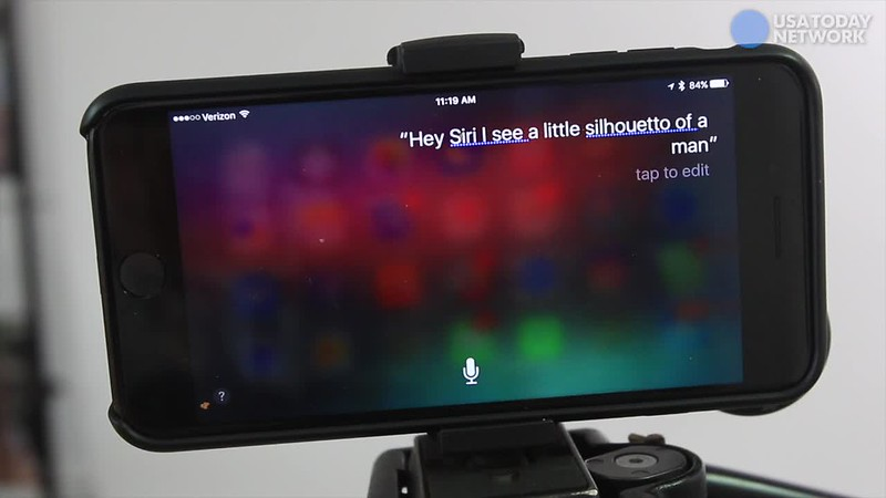 Silly Siri Tricks, no. 7