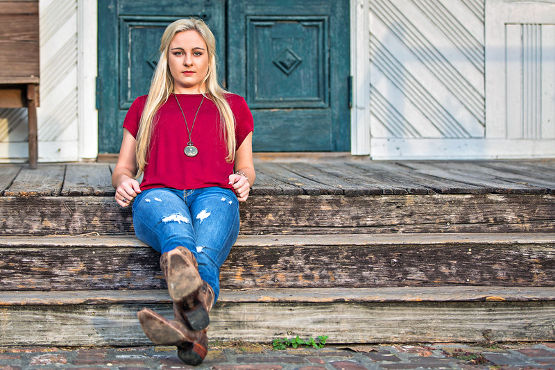 Meagan 2017 Senior