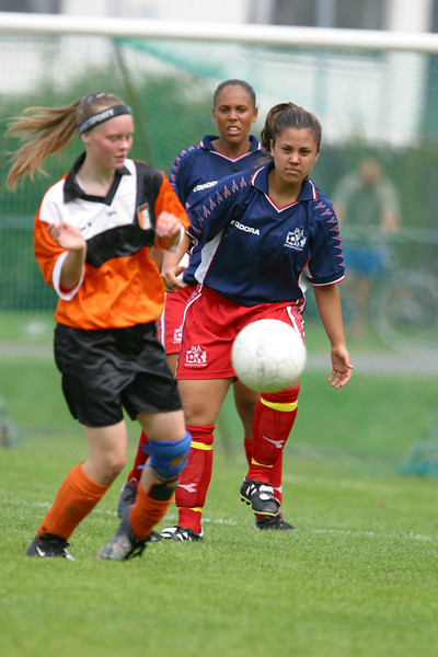 USA - United Soccer Academy - Matches - Goteborg, Sweden, July 17, 2002