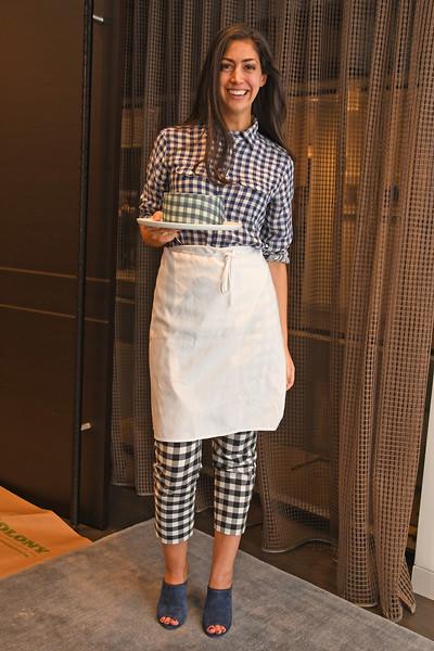 Stephanie Nass AVENUE MAGAZINE Presents the SALON DINNER & CONVERSATION with Architect and Designer DAVID ROCKWELL  10 Hudson Yards NYC, USA - 2017.10.17 Credit: Lukas Maverick Greyson