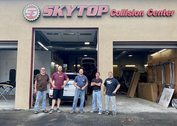Skytop Collision Center 092421