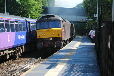Chester and North Wales Explorer 5-7-14