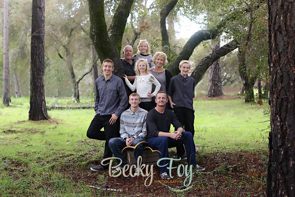 Snider Family 2014
