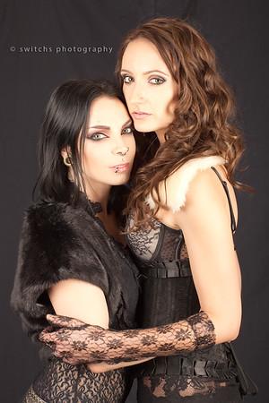 Megan & Yowyn (2)