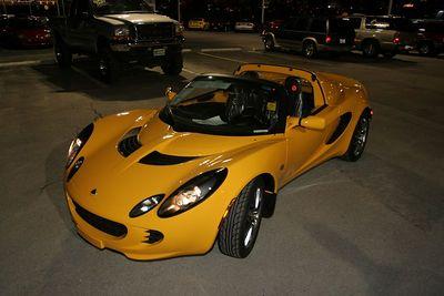 New Lotus Elise at Midrivers Lotus