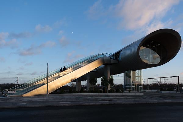 Køge Nord Station