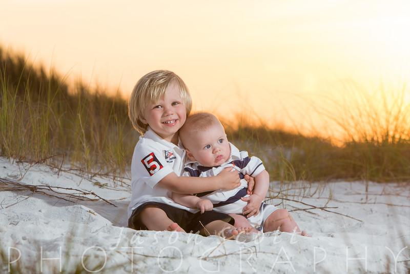Siesta Key Beach Portraits