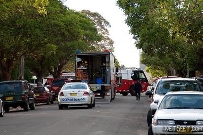 USAR - Scaffolding Collapse, Bankstown NSW Nov '08