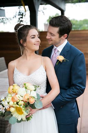 amber + patrick wedding