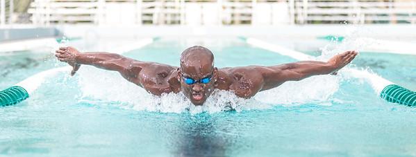Elvis Burrows - Bahamas Olympian