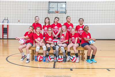 Red Rubies Volleyball