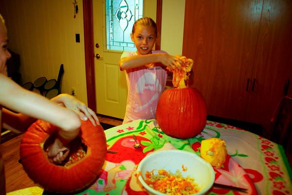 2012 Pumpkin Carving
