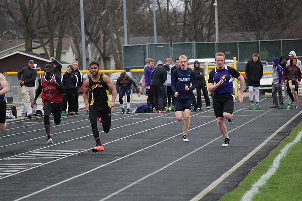 DC Track at Hutchinson, 4-18-17