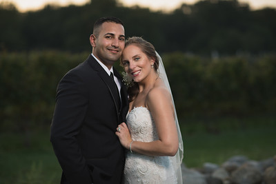 Aleks + Asad's Wedding :: Clinton, CT
