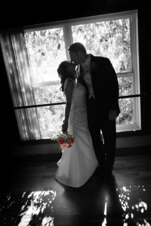 Shelby and Janet wedding  07/19/08 Tarp Chapel