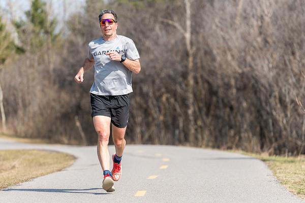 Eric Deshaies - 10 marathons, jour 7