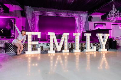 Emily's XV