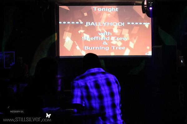 Ballyhoo & Sheffield Crew