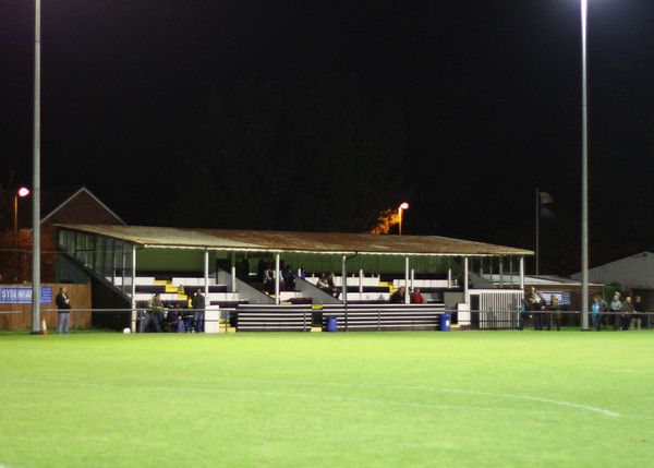 Alton Town 5 New Milton Town 0 - Wessex League - 11/10/11