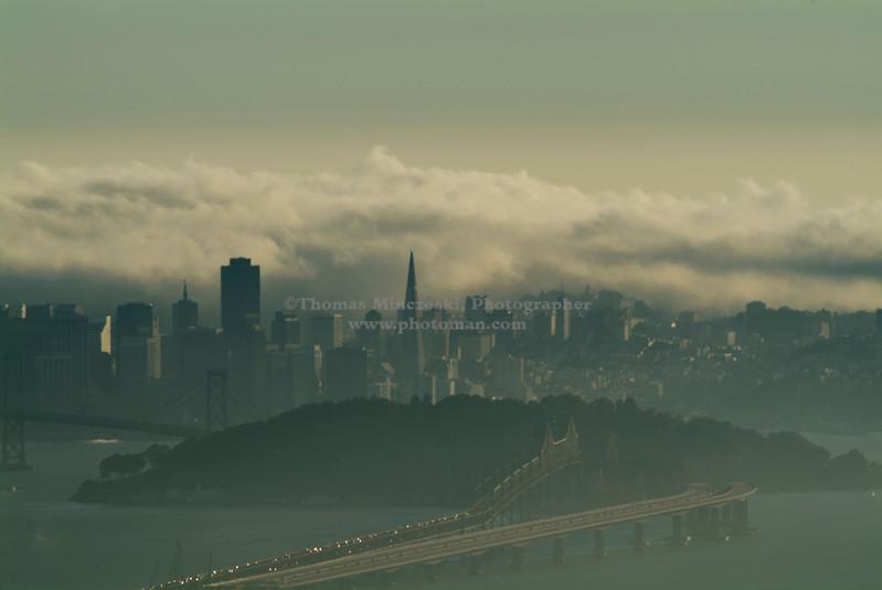 Afternoon Fog, San Faancisco