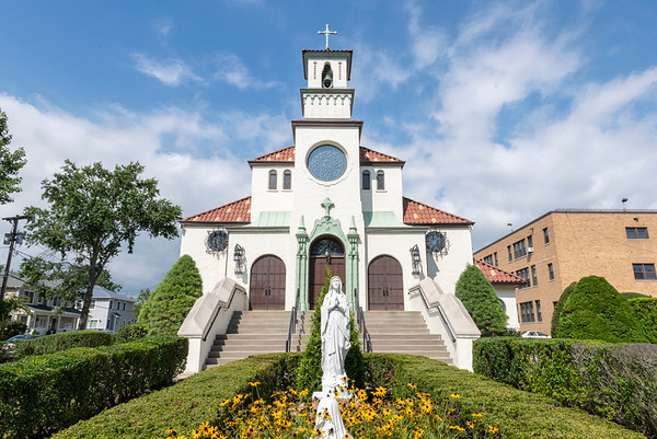 Our Lady of Lourdes - Photos by Nick Castelli Photography
