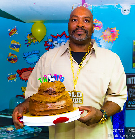 Domonique Pops 50th Birthday