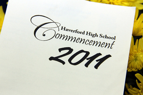 HAVERFORD HIGH 2011 GRADUATION