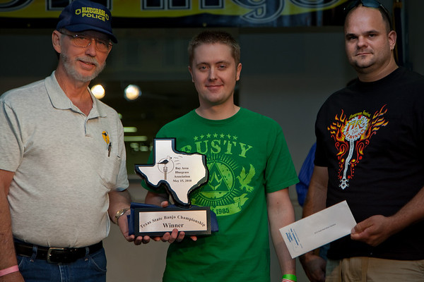 2010 Texas State Banjo Contest