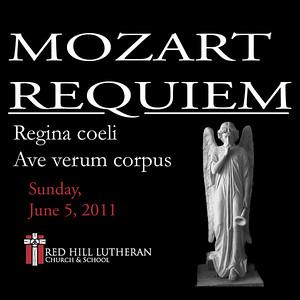 2011-06-05 Mozart's Requiem