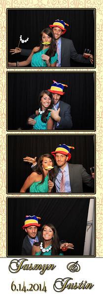 Jasmyn and Justin Reynolds Wedding