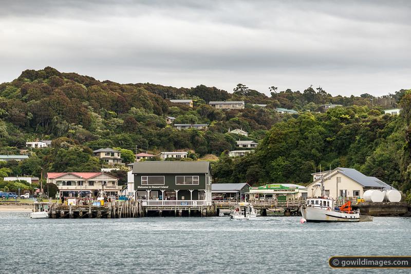 Oban Dock
