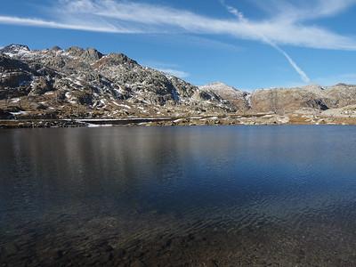 5 Seen Wanderung Gotthard 1.11.2014
