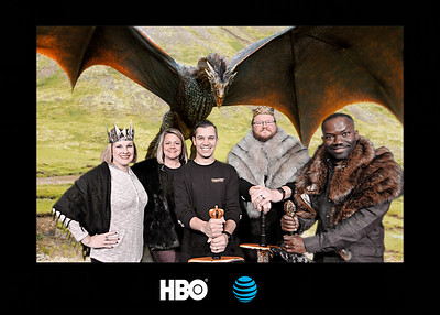 HBO AT&T Kickoff Event