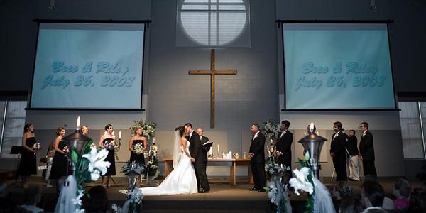 Wedding album: Bree and Riley