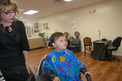 Trey Haircut 83017