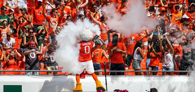 University of Miami vs. Cincinnati Football