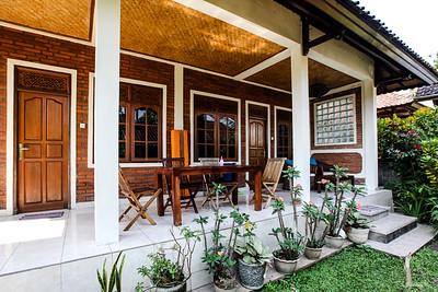 Antoine House, Ubud, Bali 2014