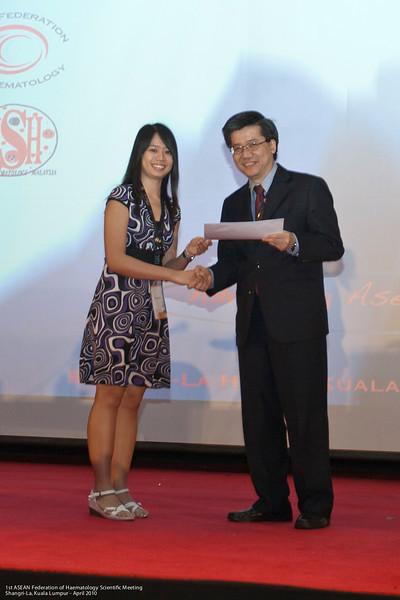 Overall winner - Ang Chow Hiang