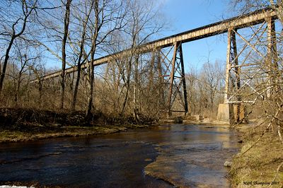Pope Lick Train Trestle