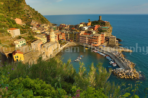 Vernazza - Monterosso, Italy