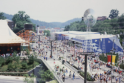 1982-06 - Trip to Knoxville World's Fair