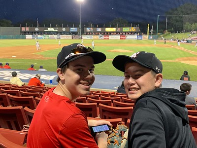 June 11 - Kane County Cougars Game (Renegades Night)