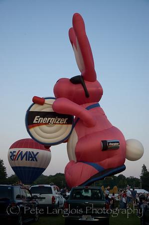 2009 28th Annual Pittsfield Rotary Hot Air Balloon Rally