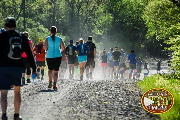 Start - Marathon | Half