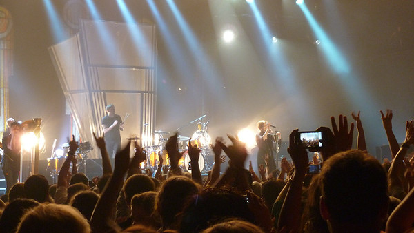 Florence and the Machine - Houston - 5/2/2012