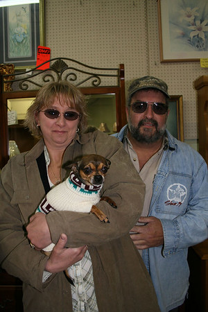 Dogs & Owners in Erwin - February 2007