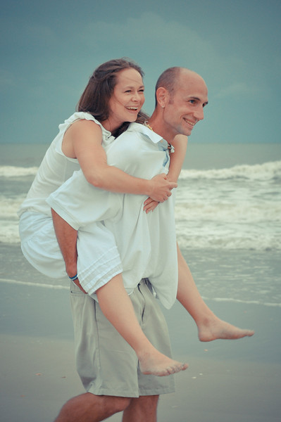 Holden Beach Engagement Session